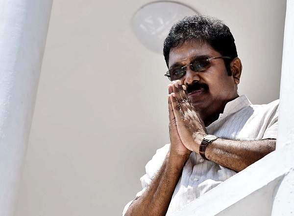 Dinakaran sacks Palaniswami from his party post