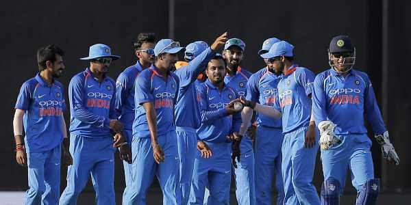 India made no changes in the team that won the last match. (File   AP)