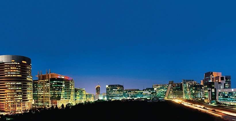 DLF forms strategic partnership with GIC, Singapore