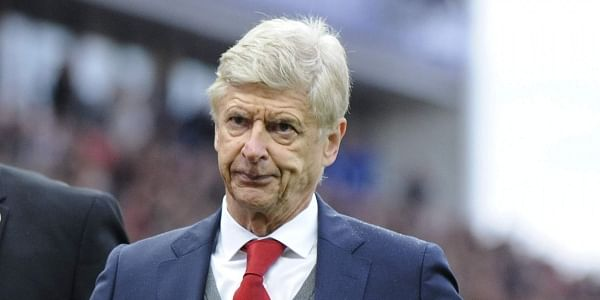 Wenger explained Arsenal's apparent lackadaisical attitude. 'It's not right to become too emotional just after the game, the disappointment is big enough,' he said.