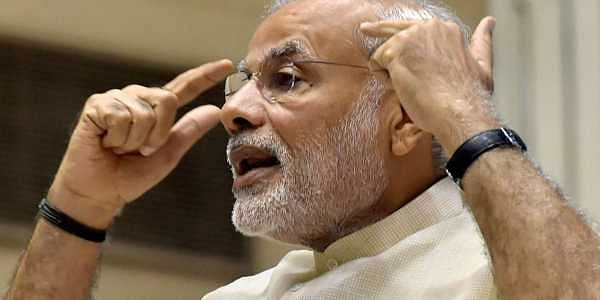 Prime Minister Narendra Modi's 'Housing for All' scheme, aims to cover two crore people by 2022. (File | PTI)