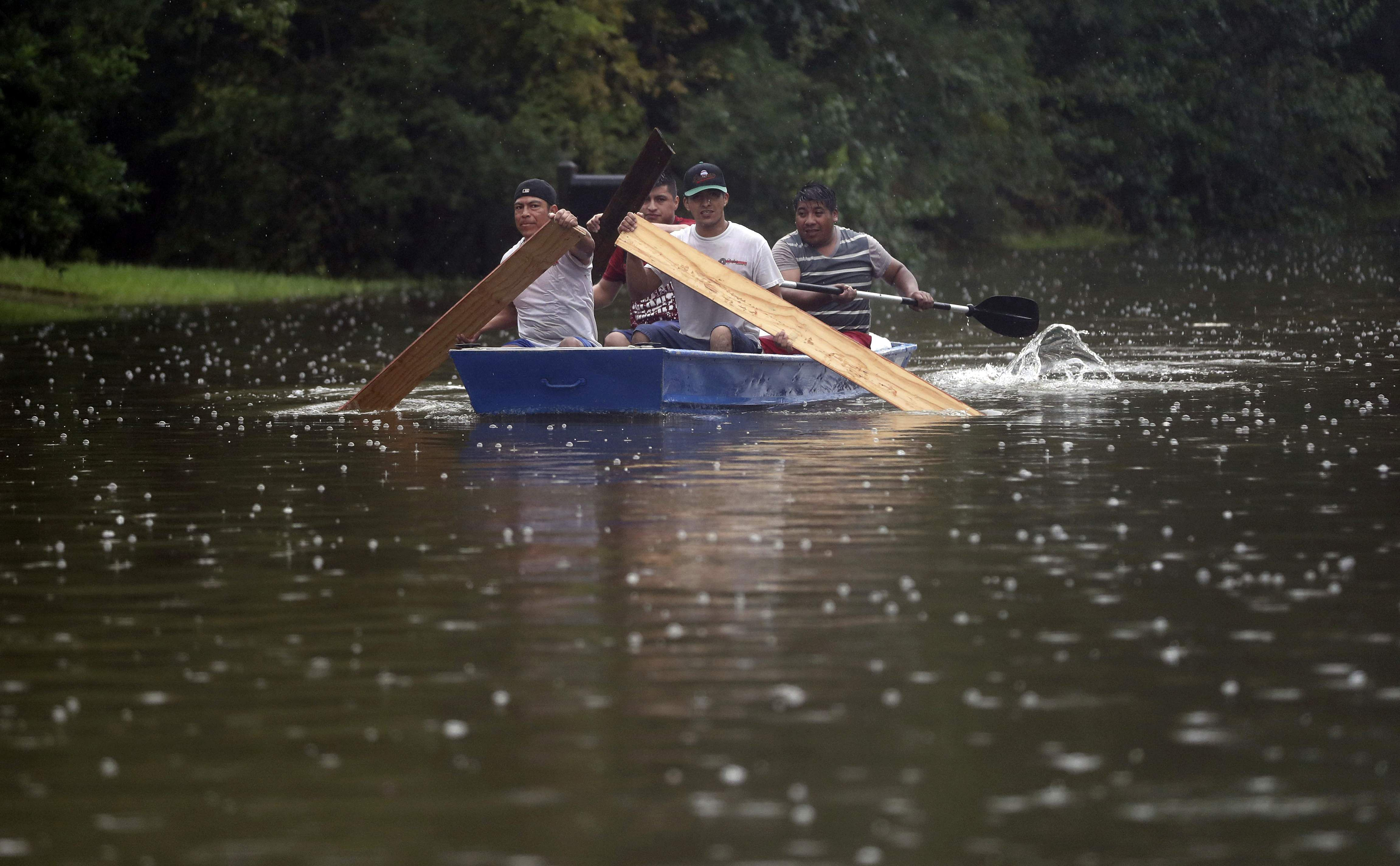 Storm devastates Texas, 200 Indian students left marooned