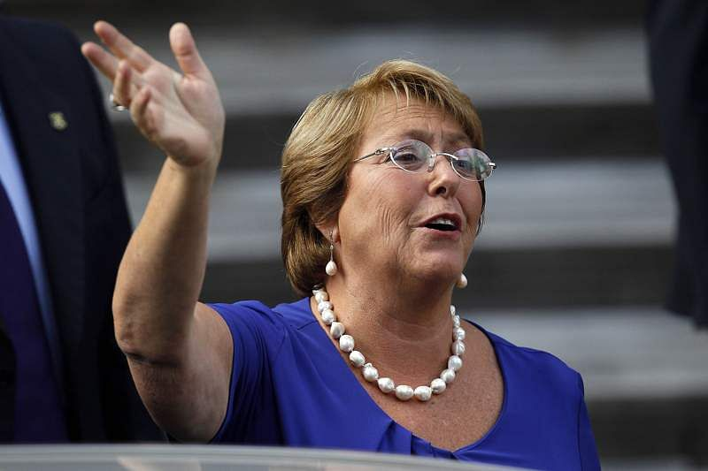 Chile's President Introduced A Gay Marriage Bill To Their Congress