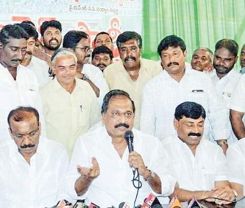 Jagan says Nandyal by-poll is a war between justice and injustice