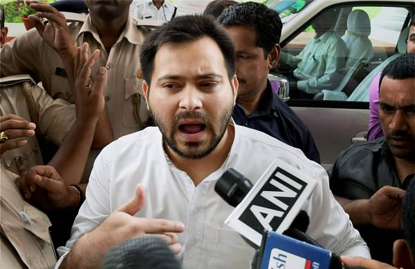 Tejaswi Yadav attacked on Nitish Kumar in RJD rally in Patna- The New Indian Express
