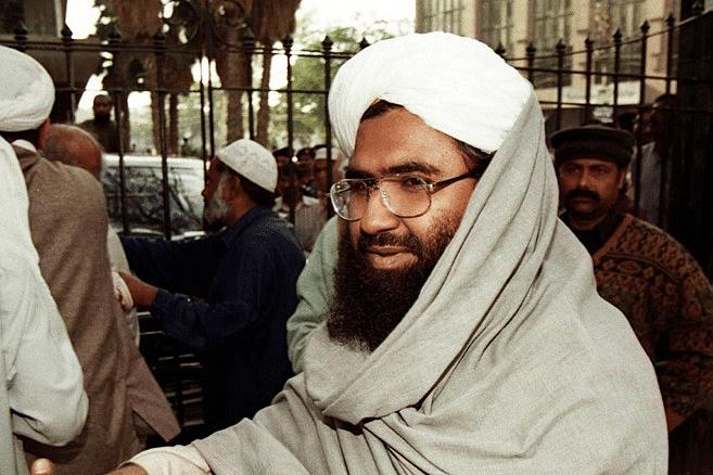 Jaish-e-Mohammed founder Maulana Masood Azhar (File   AFP)