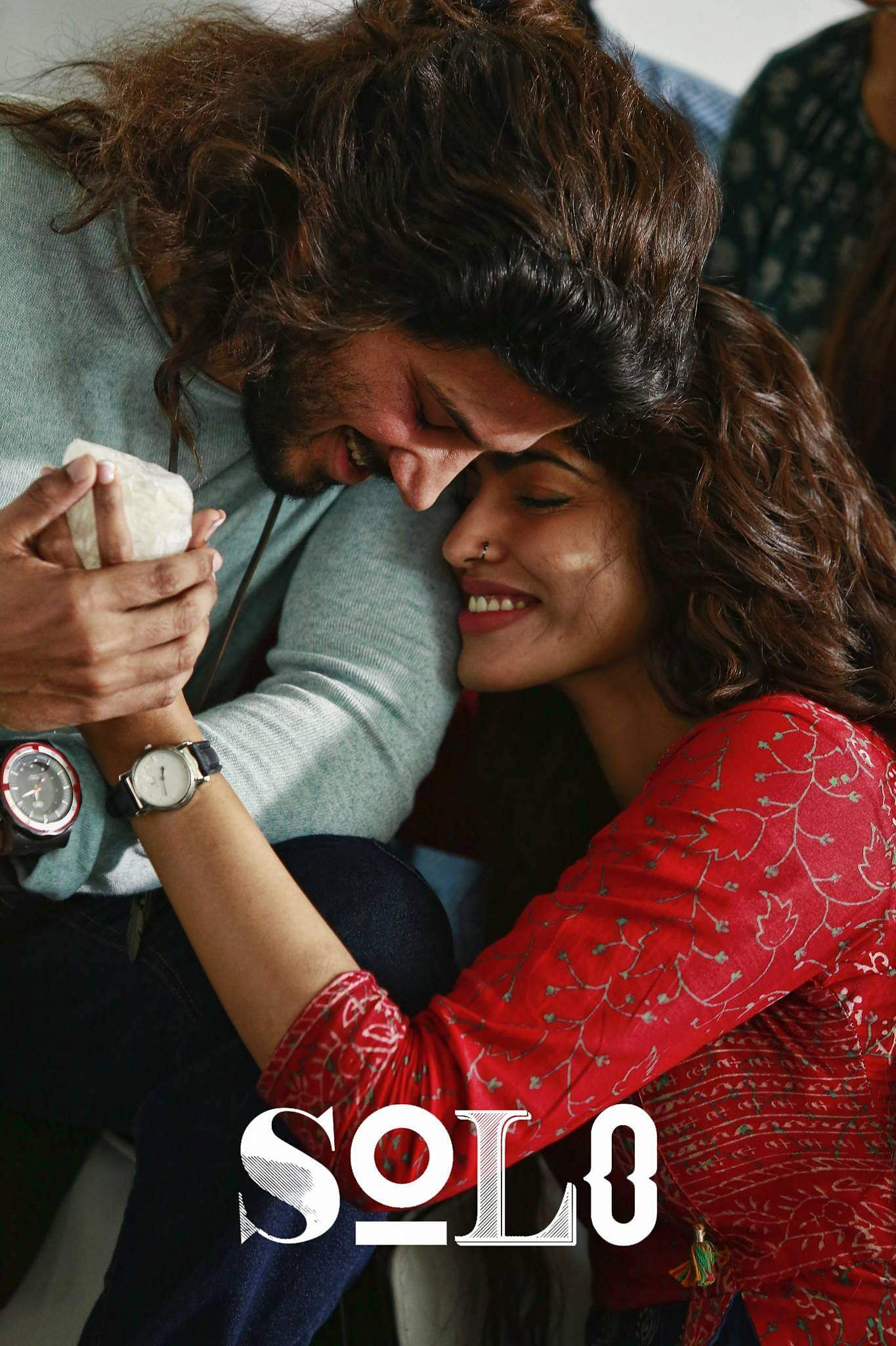 Solo,Dulquer Salmaan, dhansika