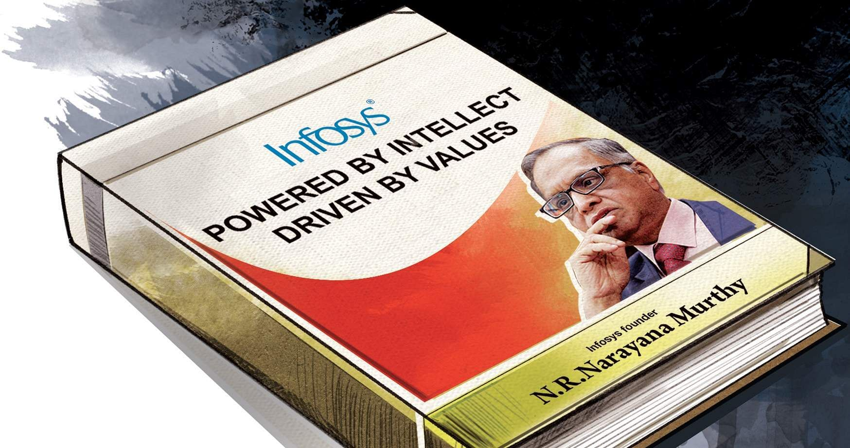 Murthy bets on Nilekani for 'Acche Din' again at Infosys