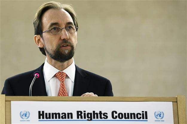 Donald Trump's attacks on media condemned by United Nations human rights chief