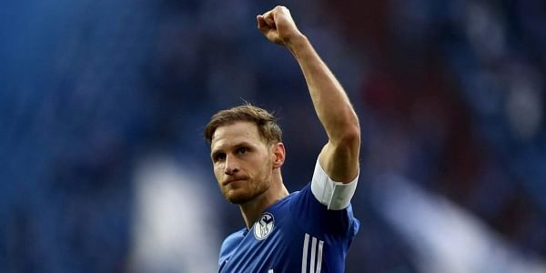 Having been Schalke's club skipper since 2011, Hoewedes was suddenly stripped of the captaincy by new coach Domenico Tedesco and left on the bench for the Royal Blues' first two league games this season.
