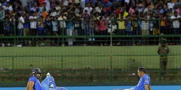 The ODI series loss came hard on the heels of India's three-Test series whitewash of Sri Lanka on home soil.