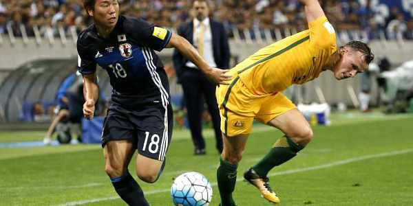 Brazil and Japan's Asian rivals Iran have already qualified for next year's World Cup, alongside tournament hosts Russia.