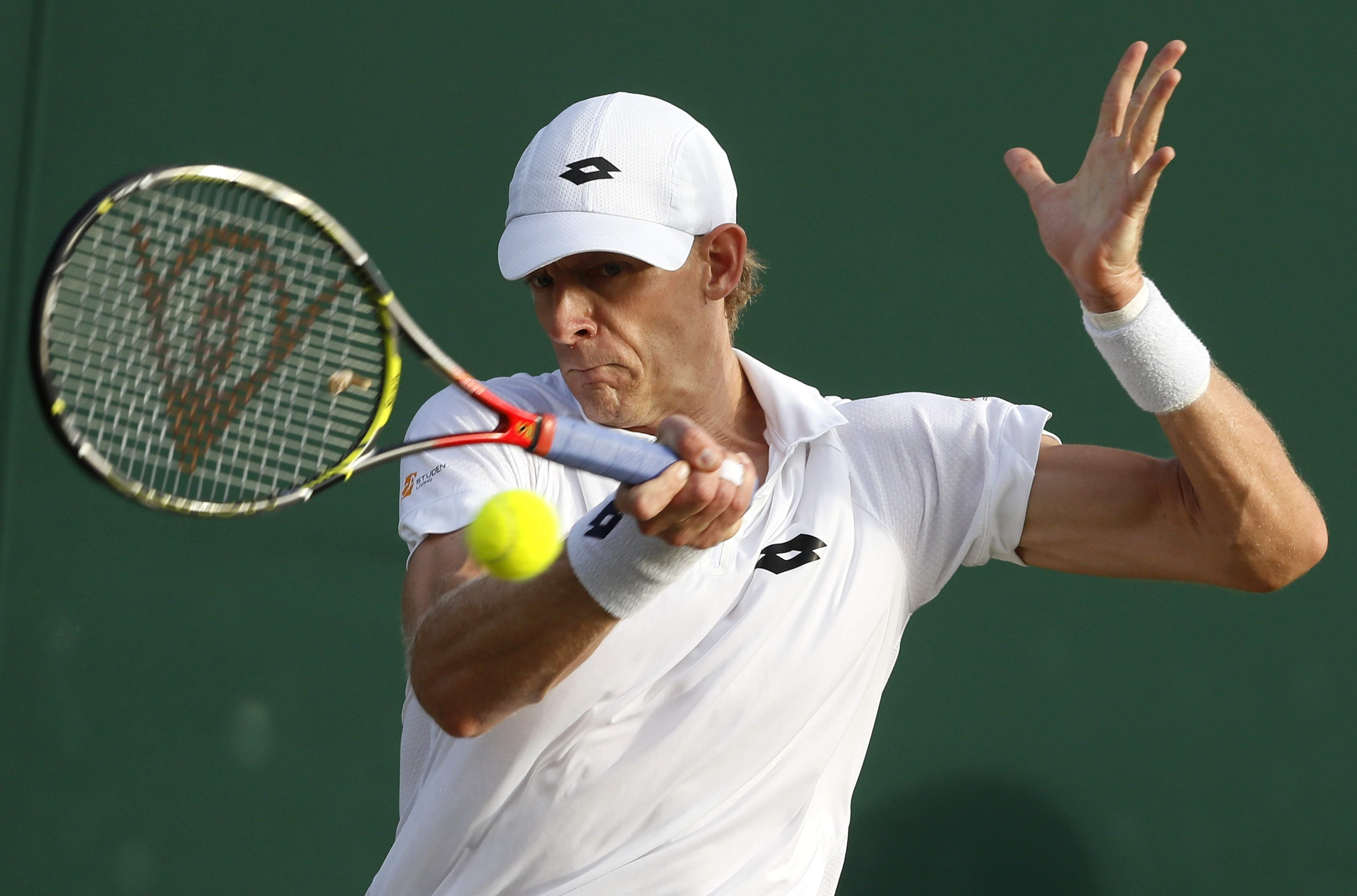 Kevin Anderson ousts top-seed Dominic Thiem as Nishikori advances at ATP Citi Open- The New ...