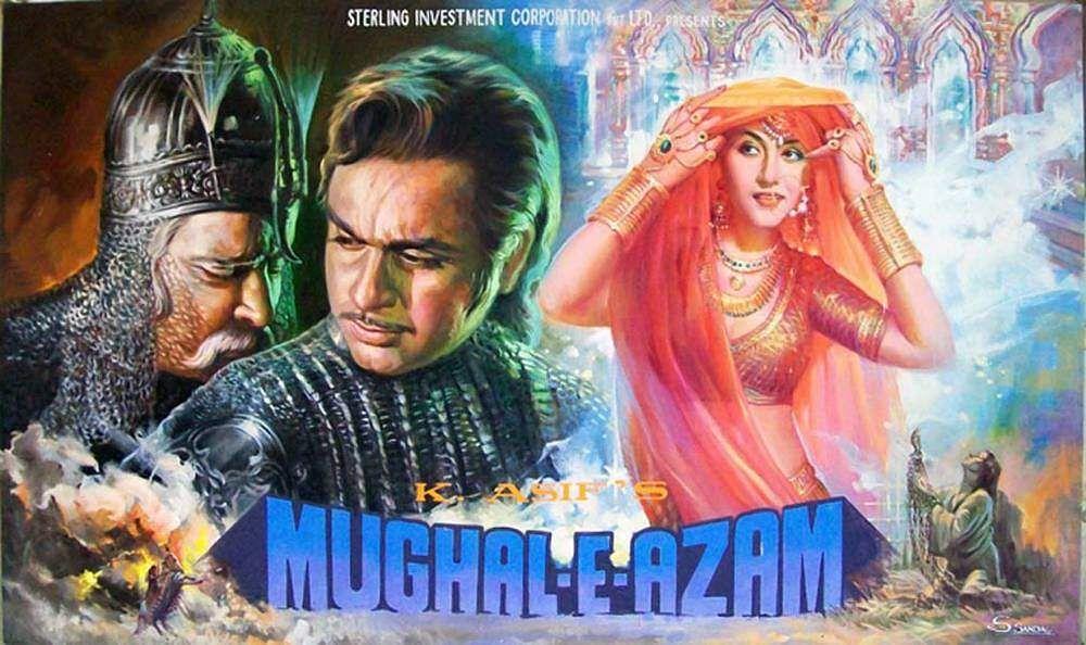 Six-sheet Mughal-e-Azam poster among 2,500 acquired by ...