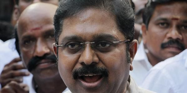 Dinkaran had earlier announced that he would be going to the AIADMK headquarters here but later changed his plans and announced that he would tour the state.