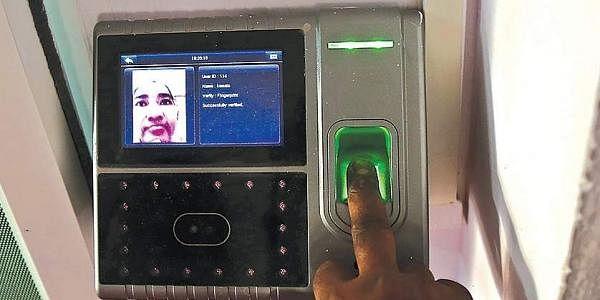 Biometric attendance mandatory for teachers- The New Indian Express