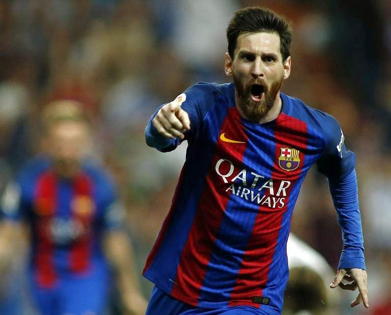 Messi named best player in La Liga history