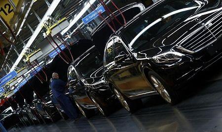 Mercedes-Benz Sept. Vehicle Sales Up 4.5%