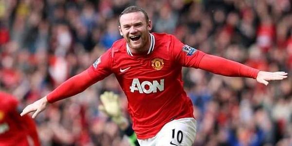Manchester United striker Wayne Rooney (File | AP)
