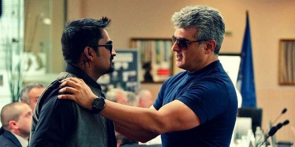 I don't know the story of Vivegam'- The New Indian Express