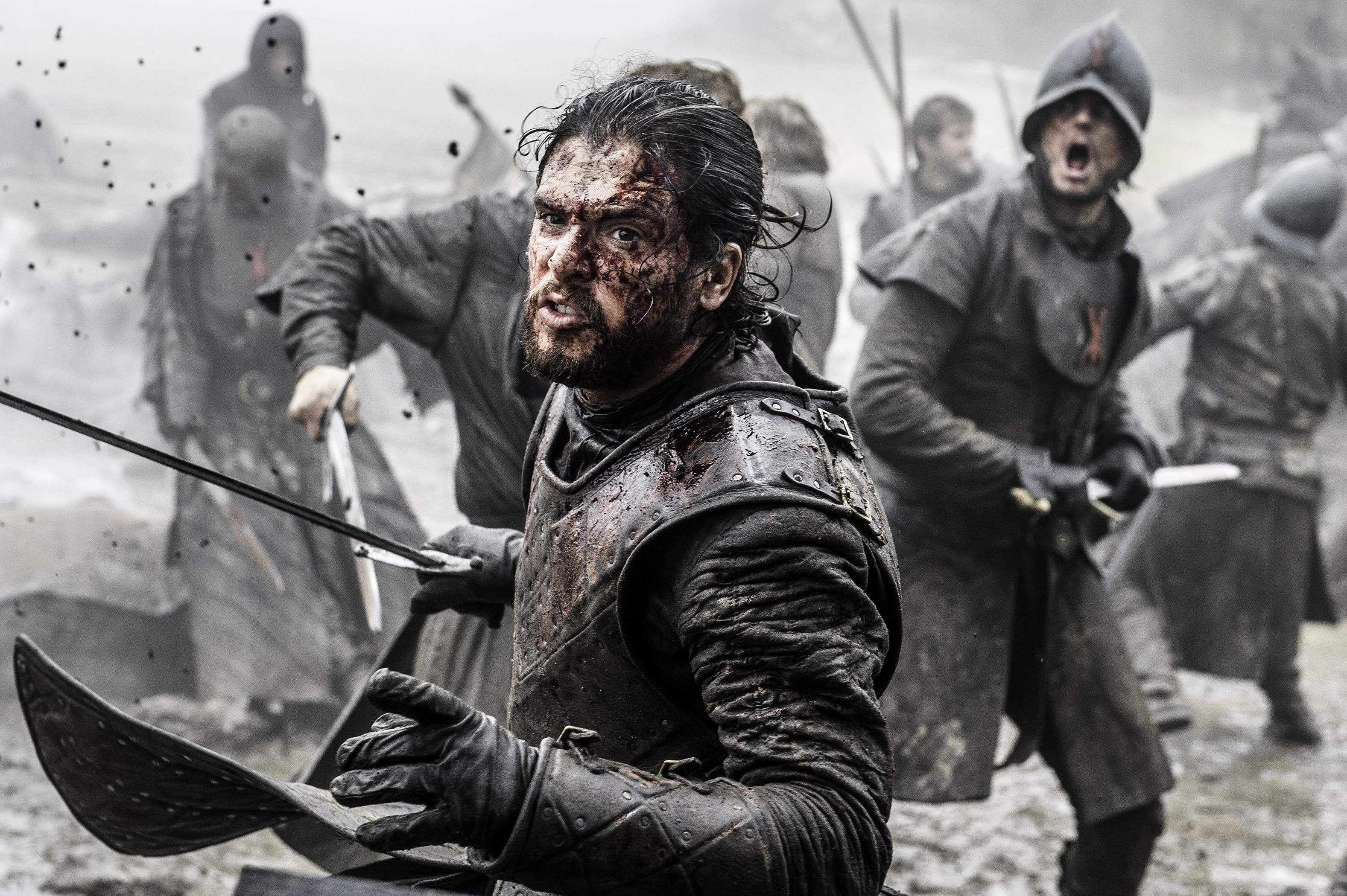 This Week's GAME OF THRONES' Photos Are All Doom and Gloom