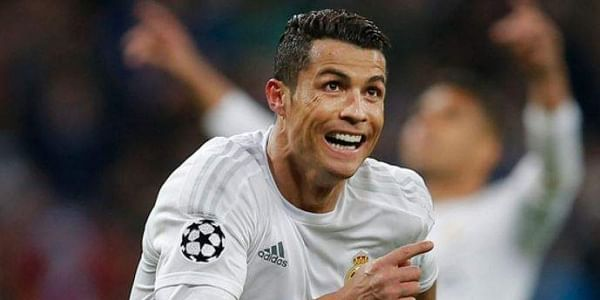 Real Madrid striker Cristiano Ronaldo (File   AP)