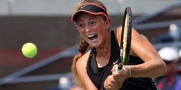 Tennis star Jelena Ostapenko | AP file photo