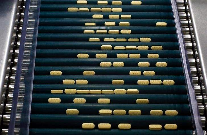 Aurobindo Pharma first-quarter profit drops 11 percent at Rs 518 crore
