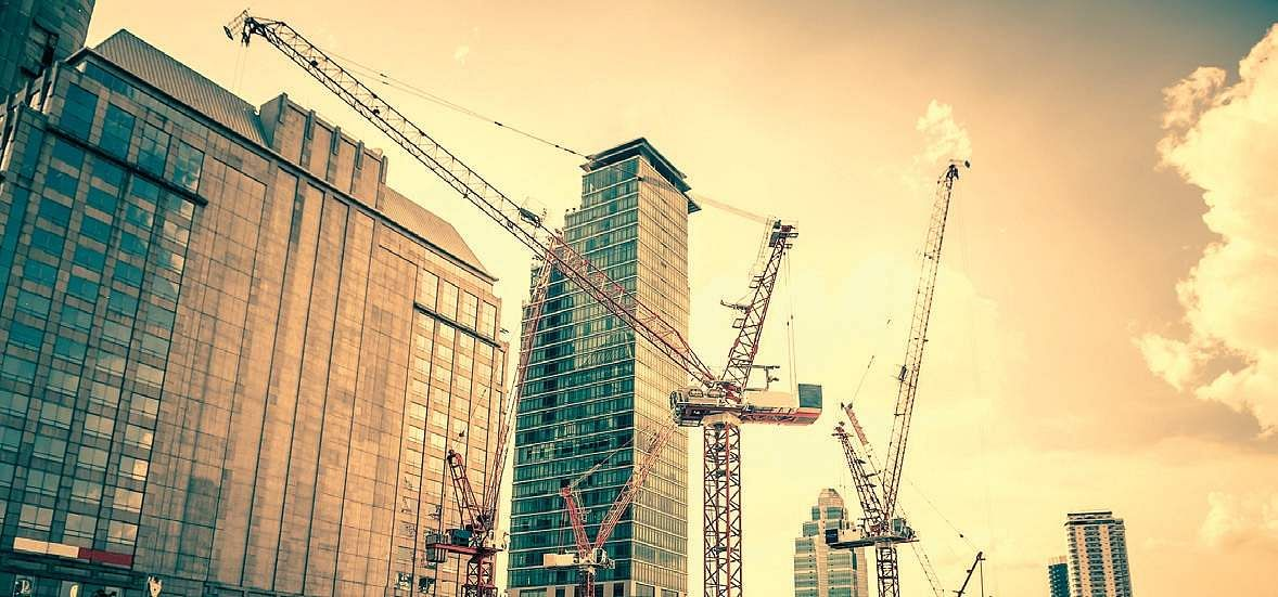 Service Tax Input Credit On Building Construction