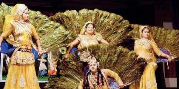 dance of india