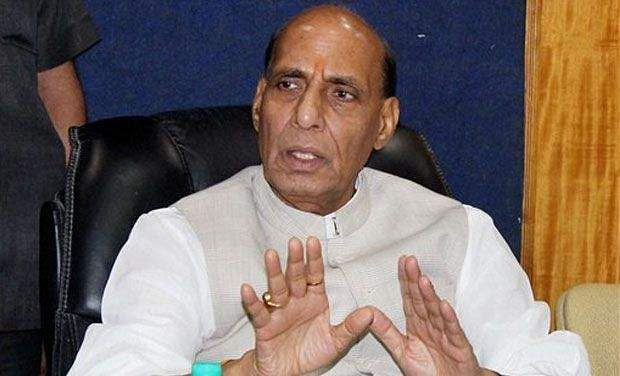 Bullet proof vehicles for all police stations in J&K ordered: Rajnath Singh