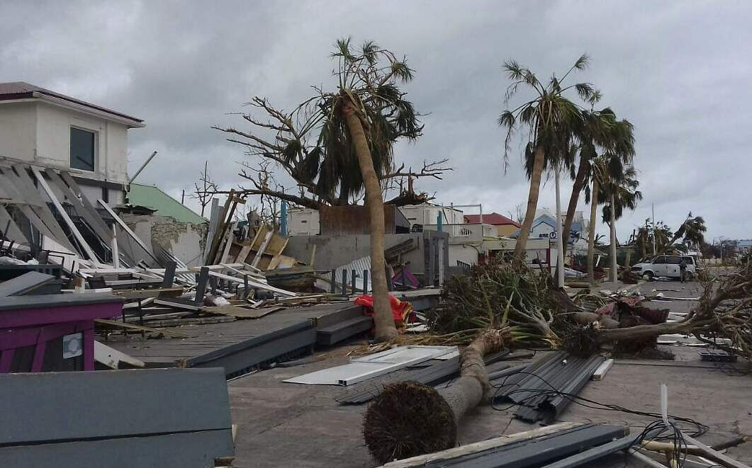 Irma death toll in St Maarten climbs to four