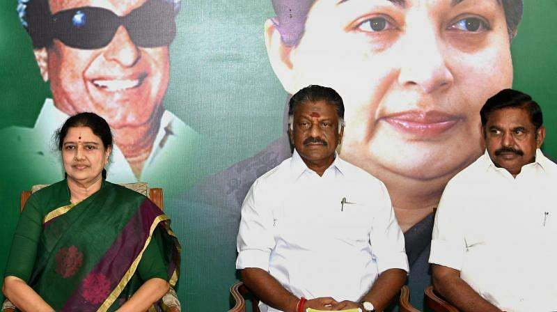 Sasikala sacked, Jayalalithaa to remain