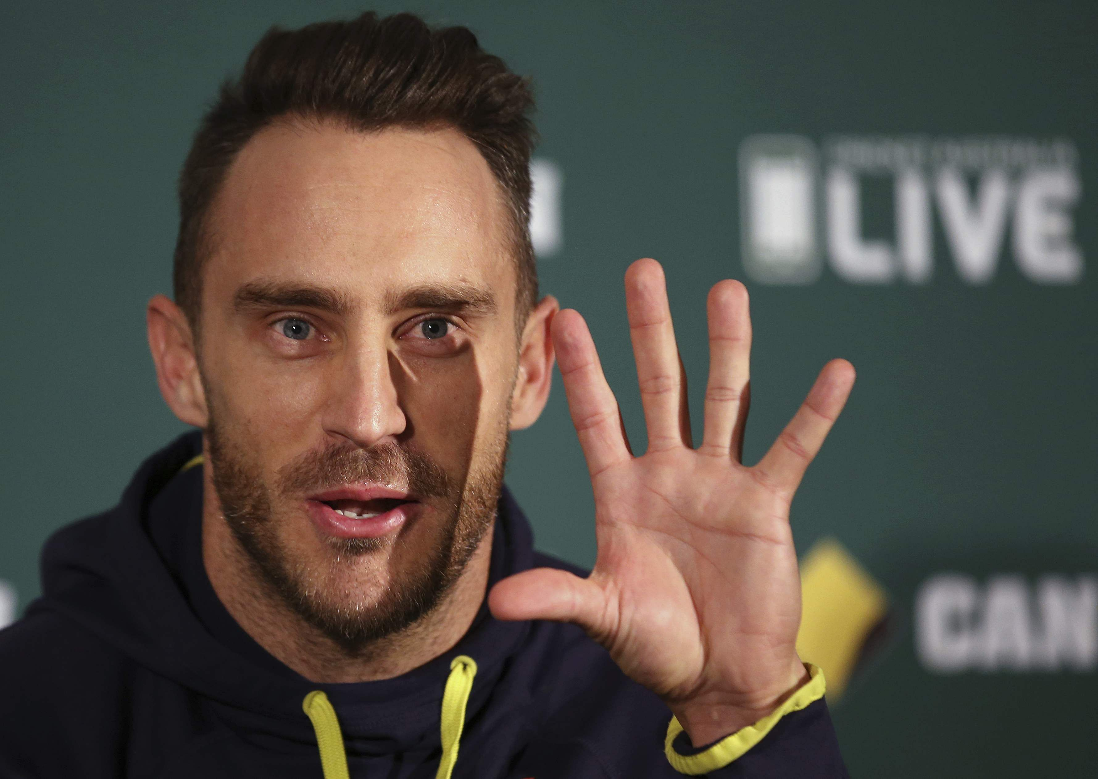Faf to lead Proteas in all formats