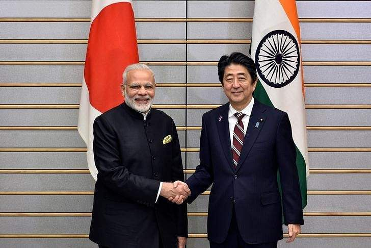 India, Japan to work closely on connectivity