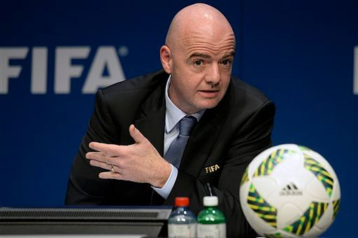Fifa's Gianni Infantino accused of interfering with governance committee decisions