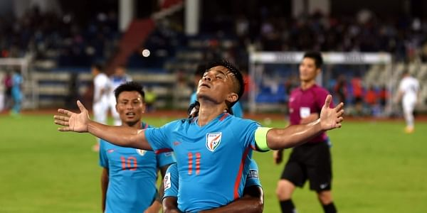 Chhetri urges for away games ahead of Asian Cup