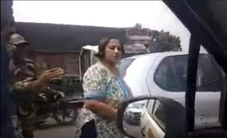 Haryana woman slaps army staffer in Delhi, gets arrested