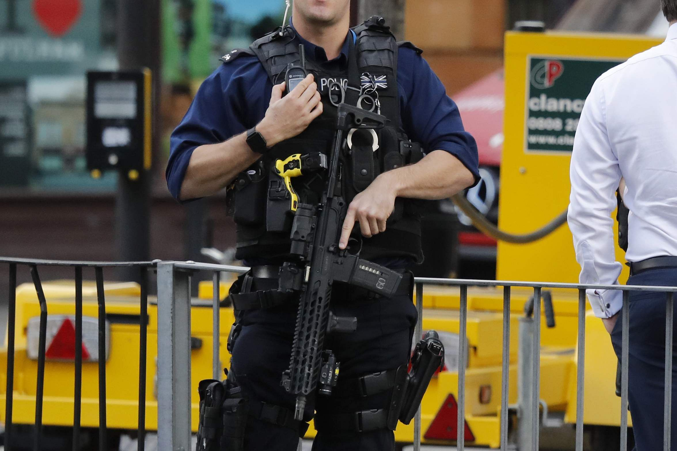 Year Old Arrested In Connection With Parsons Green Attack