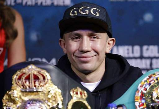 Golovkin wants Canelo fight to go down in history
