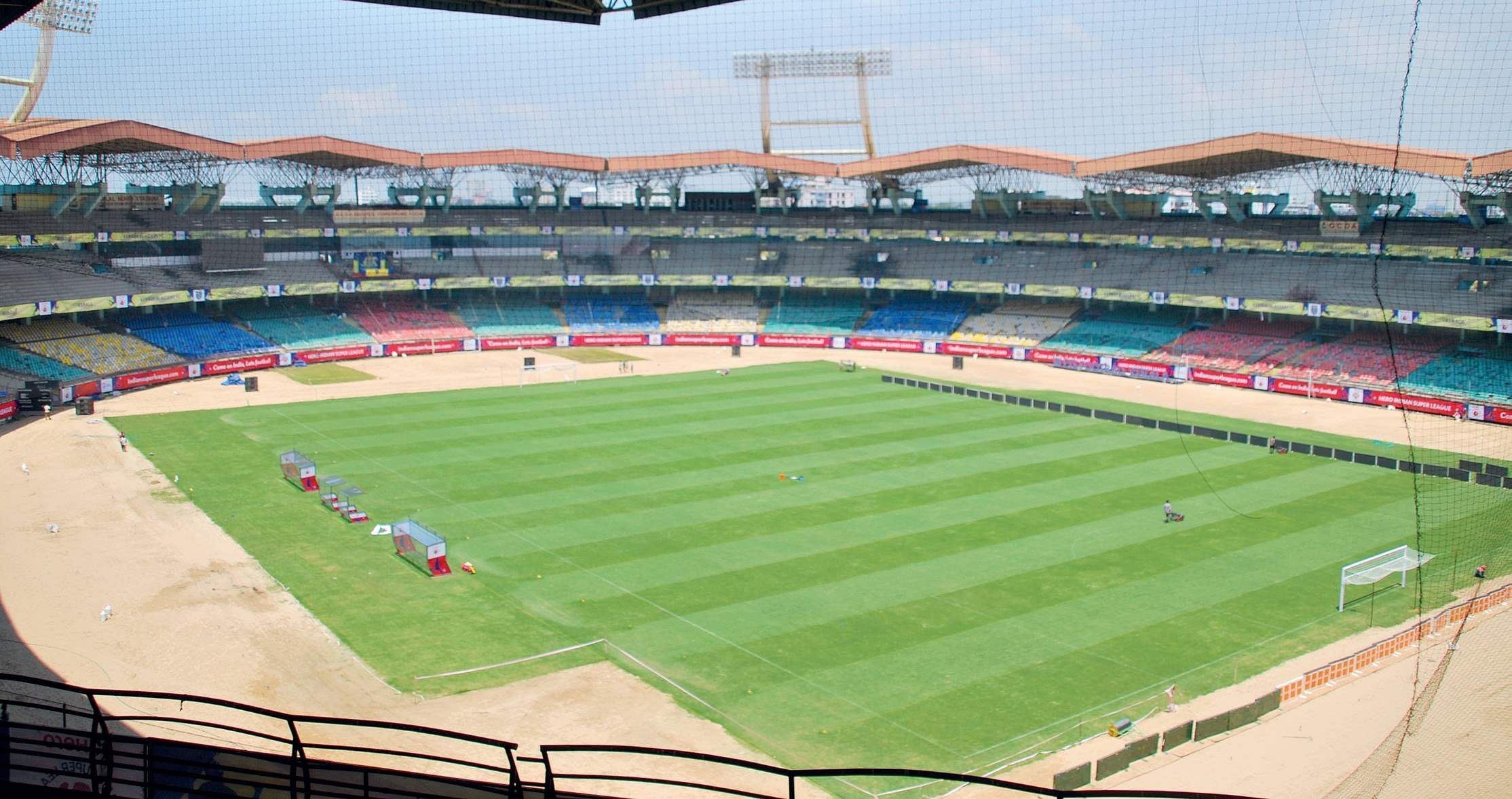 Kochi in hot water with Federation Internationale de Football Association over shops in stadium complex