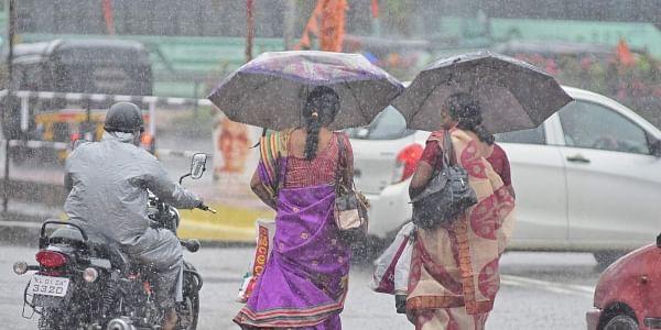 Rain lashes Kerala