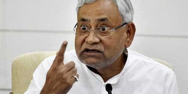 Bihar chief minister Nitish Kumar was replaced by Gujarat legislature Chottubhai Vasava as JD (U) chief. (File   PTI)