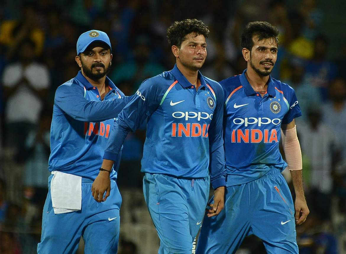 'Attacking captain makes me more attacking' - Yuzvendra Chahal