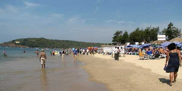 No swimming allowed off Goa beaches for next few days. (Wikipedia)