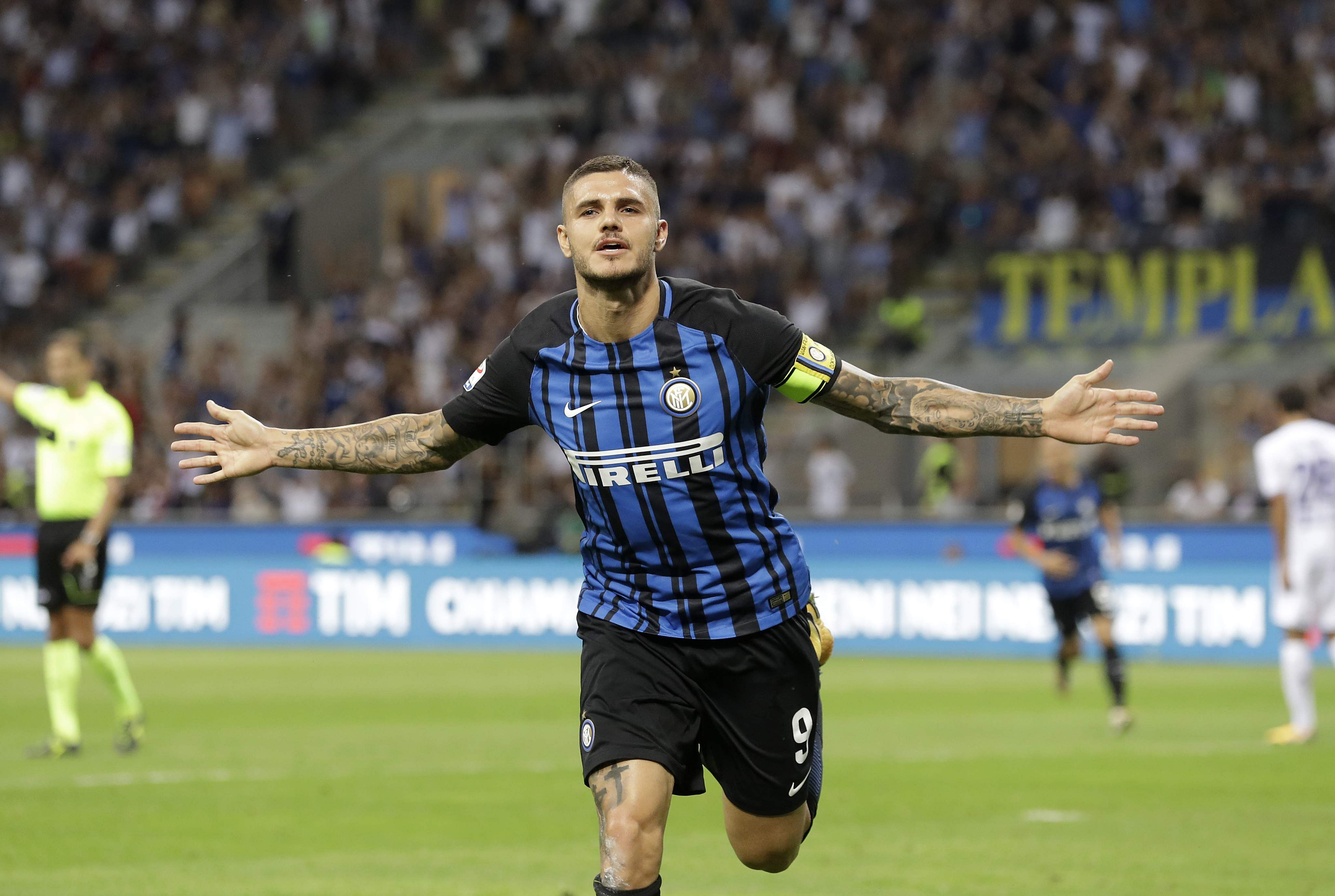 Inter Milan look to Icardi Perisic to stay perfect at Bologna