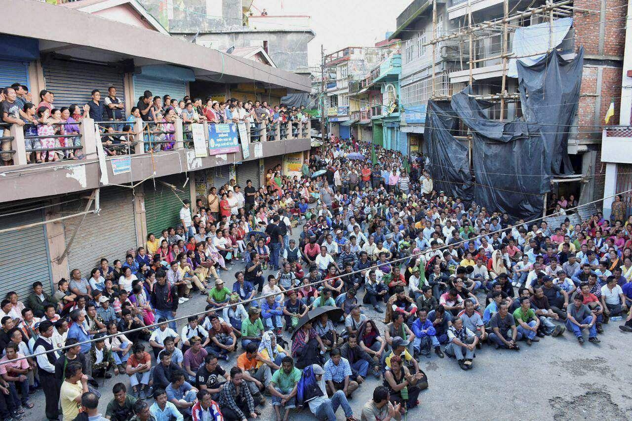 Sikkim CM Chamling protecting GJM's Bimal Gurung: Bengal minister