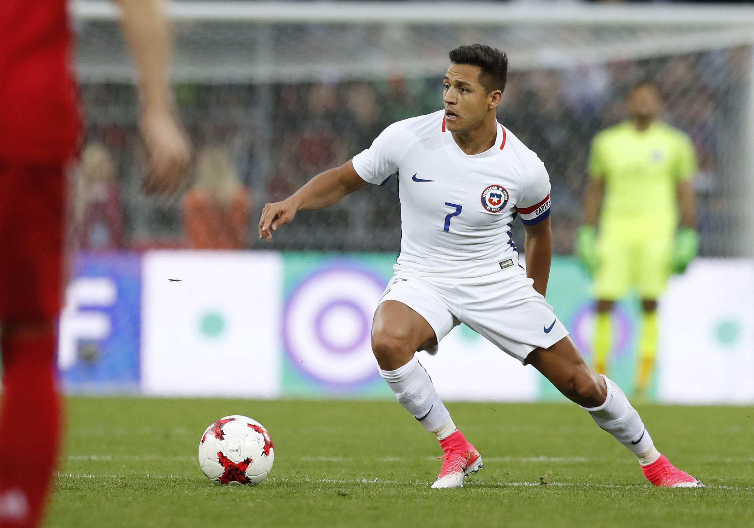 Manager Wenger says Alexis Sanchez mitted to Arsenal The New