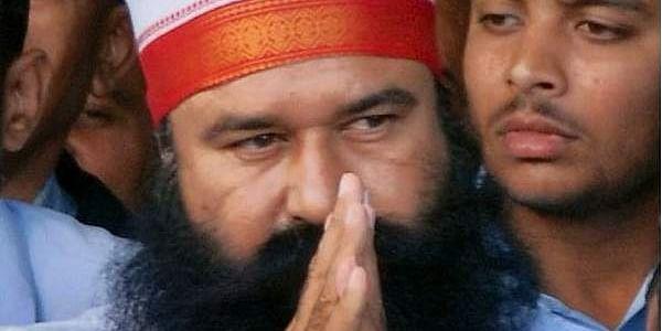Jailed Dera Sacha Sauda chief Gurmeet Ram Rahim Singh (File | PTI)