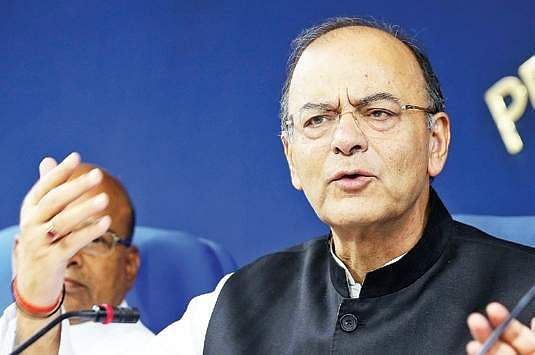 Arun Jaitley says stressed bank assets a 'concern' for economy